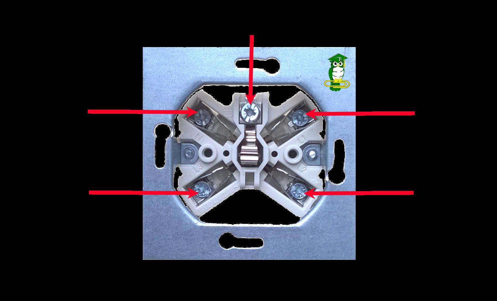Perilex stopcontact aanleggen